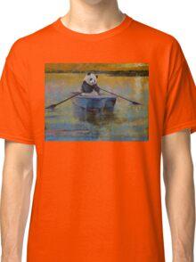 Panda Reflections Classic T-Shirt