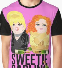 Sweetie Darling /Fabulous Realness 2.0 Graphic T-Shirt