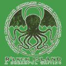 R'lyeh Island by eXistenZ