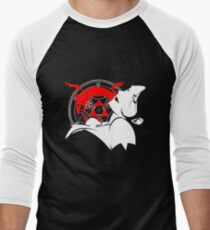 Lust, Human Transmutation, and The Ouroboros Men's Baseball ¾ T-Shirt