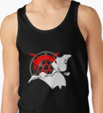 Lust, Human Transmutation, and The Ouroboros Tank Top