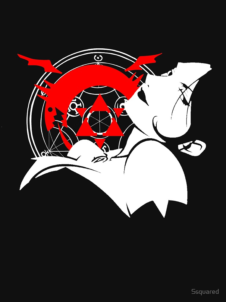 Lust, Human Transmutation, and The Ouroboros | Unisex T-Shirt