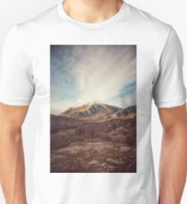Mountains in the background XVII Unisex T-Shirt