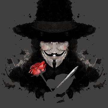 V For Vendetta by katarsi