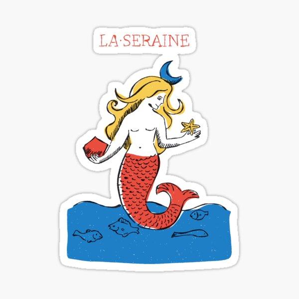 La Seraine Sticker