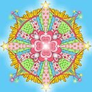 Sugar, Spice, and Everything Nice Kaleidoscope by samskyler