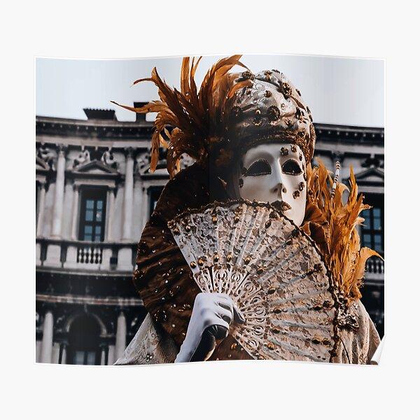Nouveau Cirque Le Carnaval de Venise Italy-Print on Paper /& Canvas Giclee Poster