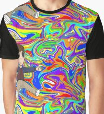 Psychedelia Graphic T-Shirt