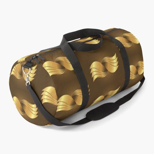 gold is magic Duffle Bag