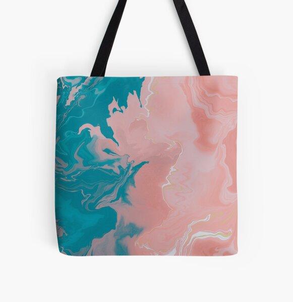 Fragility All Over Print Tote Bag