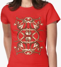 The ornament of the interwoven lines T-Shirt