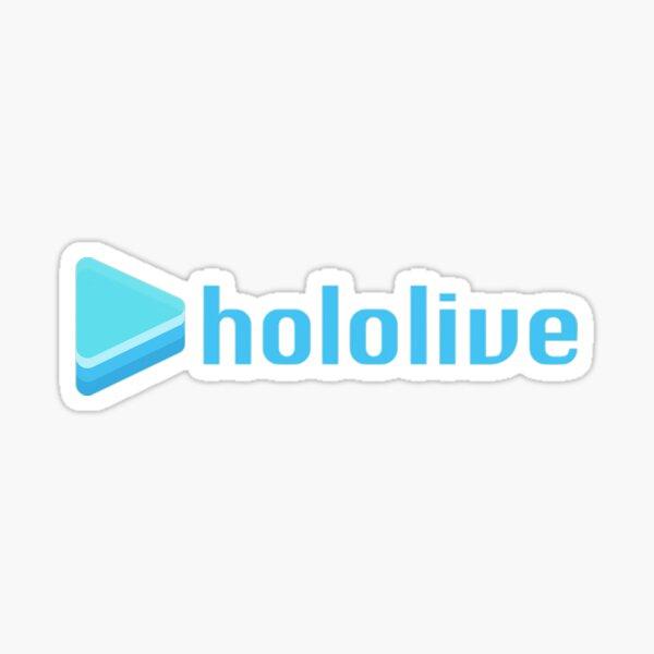 Hololive Logo Sticker