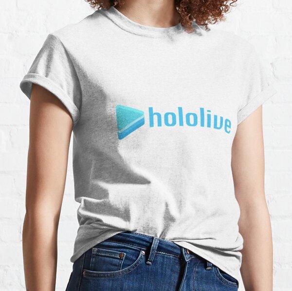 Hololive Logo Classic T-Shirt