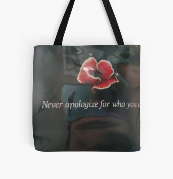 Just Be You All Over Print Tote Bag