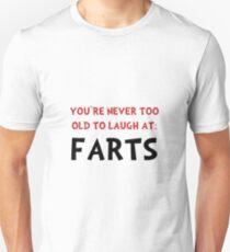 Laugh Farts T-Shirt