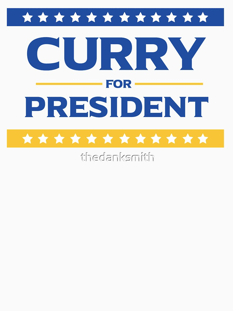 Curry for President | Unisex T-Shirt
