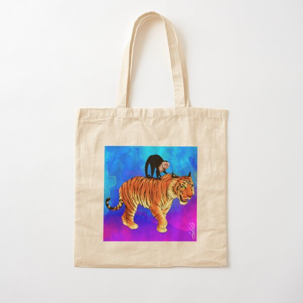 Carry Me Cotton Tote Bag