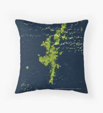 Shetland Islands Throw Pillow