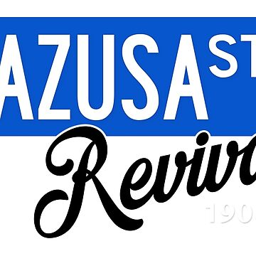 Azusa St Revival by tomharris