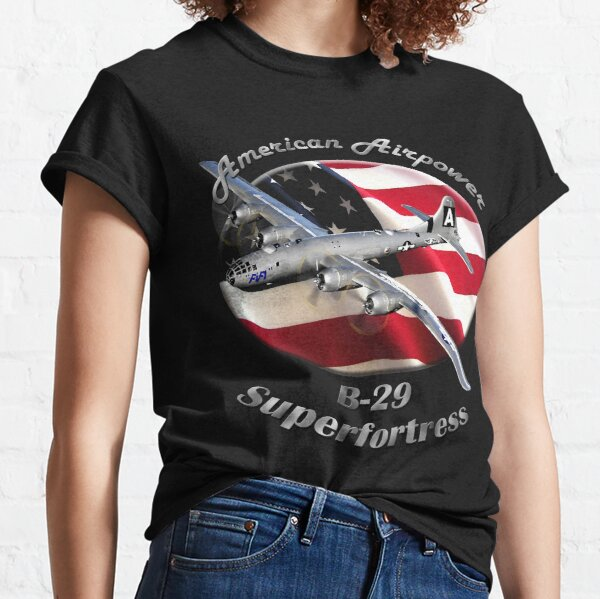 B-29 Superfortress American Airpower Classic T-Shirt