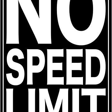 «DLEDMV-Pas de limite de vitesse» par DLEDMV