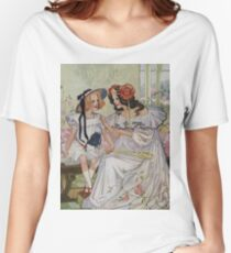 Vintage famous art - Dorothy And The Wizard Of Oz  - Now I Begin To Understand,  Said The Princess Women's Relaxed Fit T-Shirt