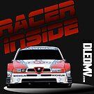 DLEDMV - Alfa DTM Racer Inside by DLEDMV