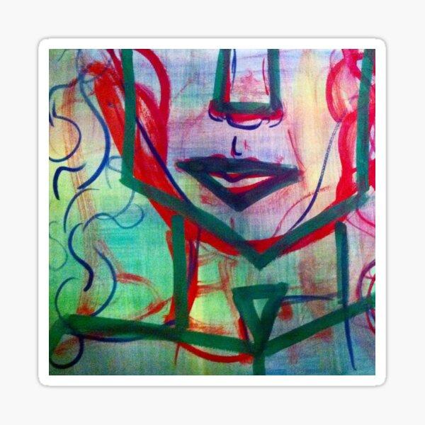 Angulayers: Watercolor Sticker