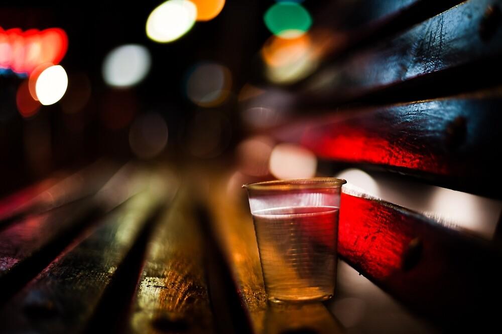 fiesta of the night  by Victor Bezrukov