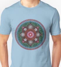 A mandala of alpine inspiration T-Shirt