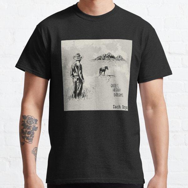 zach bryan Classic T-Shirt
