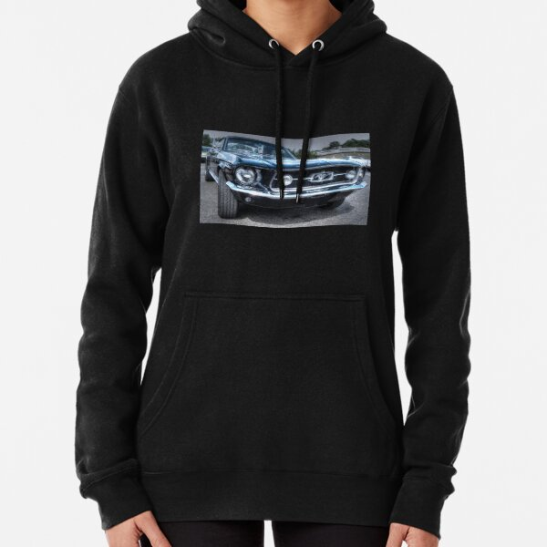 1967 Ford Mustang Pullover Hoodie