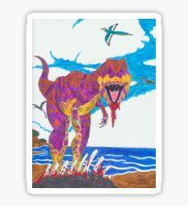 Yangchuanosaurus Sticker