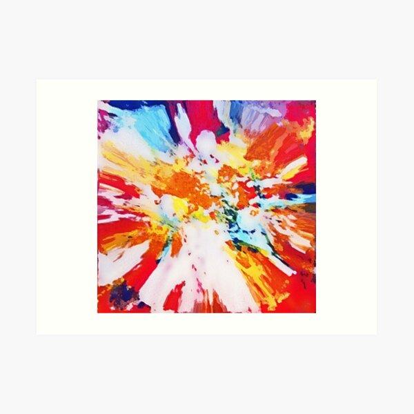 """Energy Revival"" Art Print"