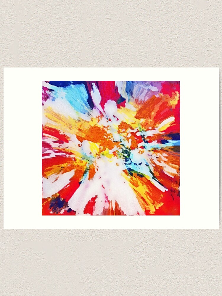 "Alternate view of ""Energy Revival"" Art Print"