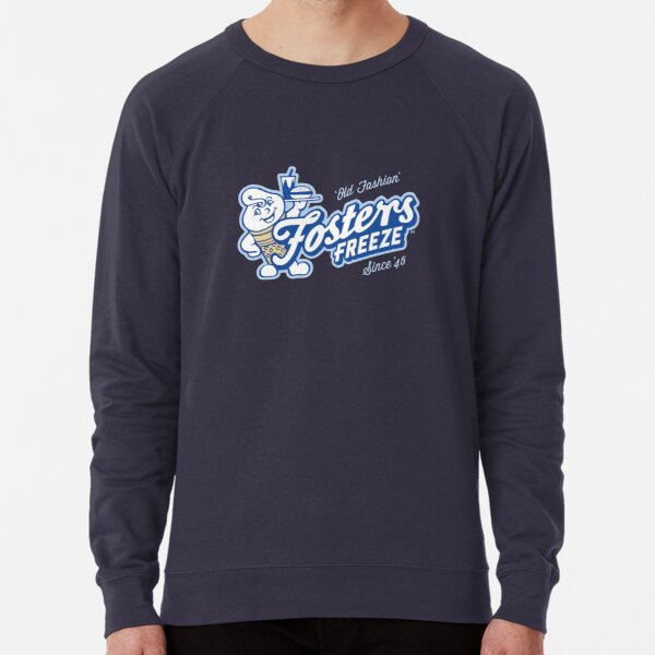 Fosters Freeze Cafe Lightweight Sweatshirt