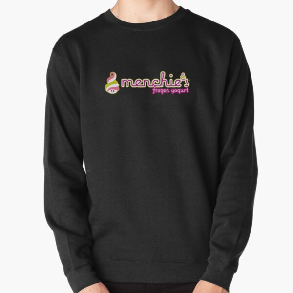 Menchie's Frozen Yogurt Cafe Pullover Sweatshirt