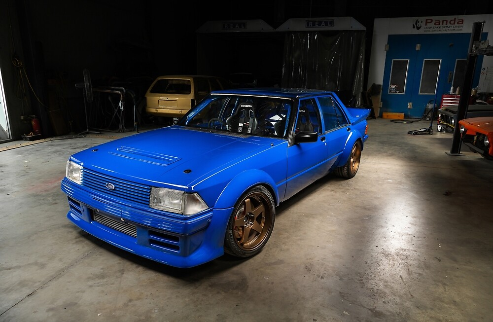 Danny Probert's 1979 Ford XD Falcon by HoskingInd