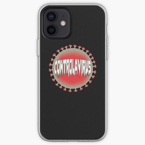 Controlavirus iPhone Soft Case