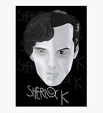 Sherlock V Moriarty Photographic Print