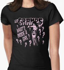 The Cramps Shirt Women's Fitted T-Shirt