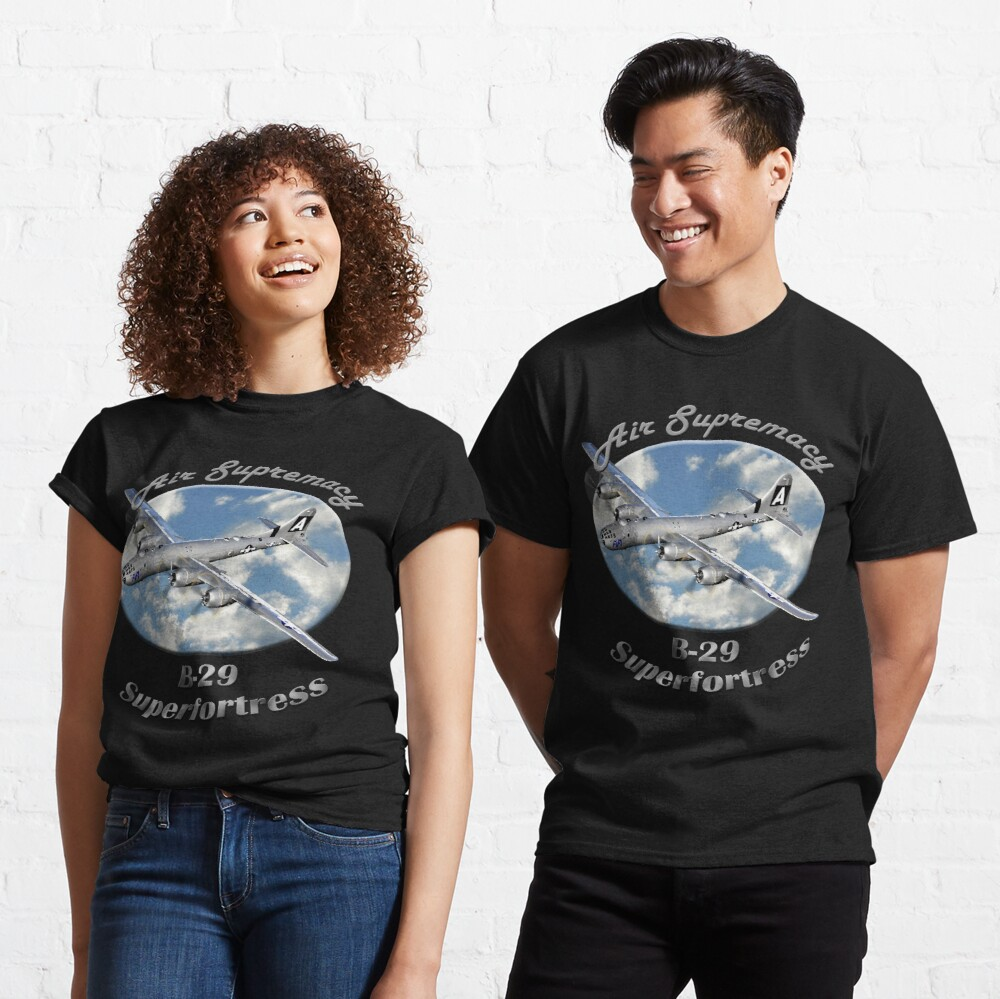B-29 Superfortress Air Supremacy Classic T-Shirt