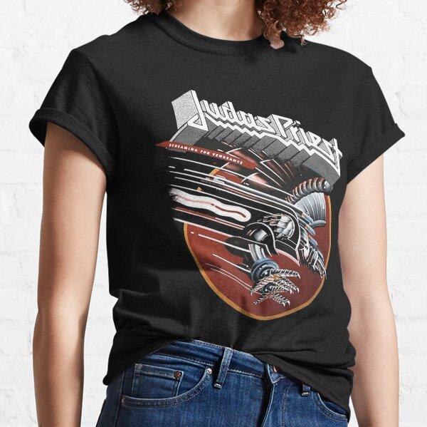 logo trending - judas priest Classic T-Shirt