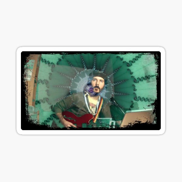 Regulus Blues - Psychonaut Sticker