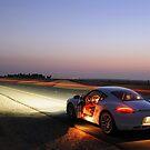 Porsche Cayman S Dubai by iShootcars