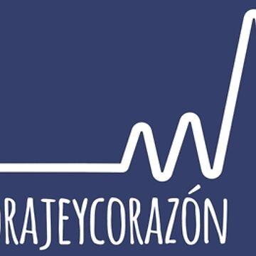 Atleti - Coraje y Corazón Latido by MundoAtleti