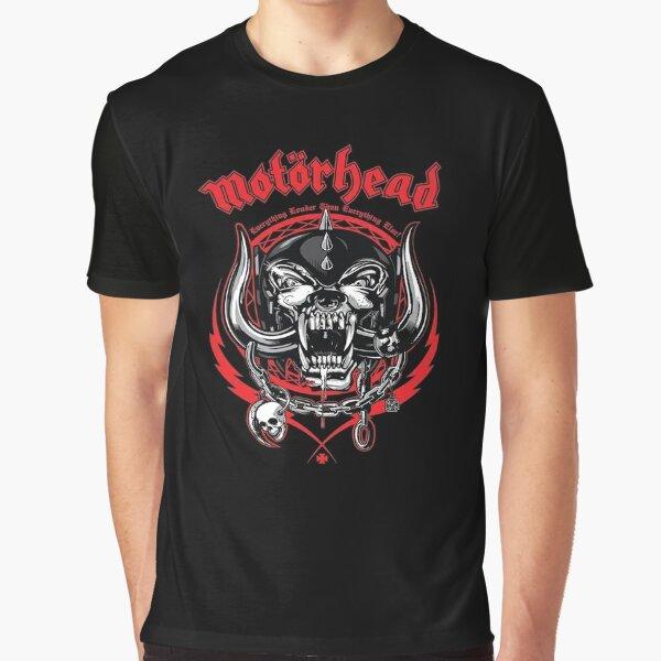 Motörhead - Everything Graphic T-Shirt
