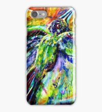 bitter sweet spirit bird iPhone Case/Skin