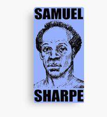 Samuel Sharpe Canvas Print