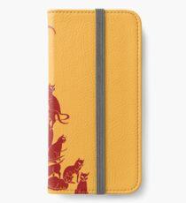 Herding Cats iPhone Wallet/Case/Skin